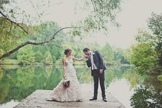 Vintage Carnival Chic Wedding in Tennessee | Teale Photography