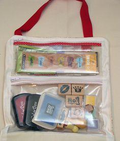 Smashbook bag - details inside