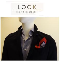 Camicia#Giacca#Pochette#Hugo Boss
