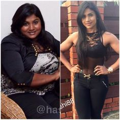 Harshi Suraweera Lost In 10 Months & Her Own Mother Didn't Recognise Her! Harshi Suraweera Lost In 10 Months & Her Own Mother Didn't Recognise Her! Weight Loss Photos, Weight Loss Goals, Best Weight Loss, Weight Loss Journey, Weight Gain, Gewichtsverlust Motivation, Fitness Motivation Pictures, Weight Loss Motivation, Before And After Weightloss