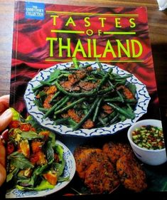 THE GOOD COOK'S COLLECTION TASTES OF THAILAND  Cookbook PB #RECIPES