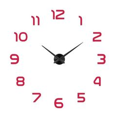 Leezo Modern Wall Clock 3D Mirror Wall Sticker Home Office DIY Room Decor Decal Art >>> Quickly view this special  product, click the image : home diy wall