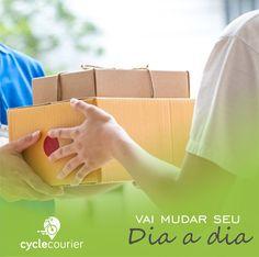 Muda seu dia-a-dia. Deixe que nós recolhemos e entregamos suas encomendas com segurança, qualidade e rapidez. #entregasrapidas #braga #cyclecourier #cycle #courier #portugal #mobilidade #sustentavel #urbancycling #transporte #encomendas #logistica #post