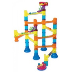 Teach Through describes how to use marble runs as a tool for teaching students with developmental delays.
