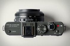Leica D-Lux 6 x G-Star RAW