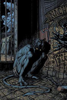 X Men's Night Crawler by Darick Robertson