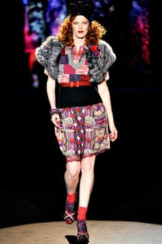 See the complete Anna Sui Spring 2012 Ready-to-Wear collection.