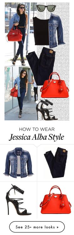 """""""Untitled #141"""" by meowgrr on Polyvore featuring American Eagle Outfitters, maurices, Coach, Dsquared2 and Ray-Ban"""