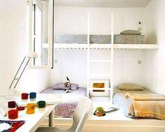 home inspiration: BUNK BEDS | bellaMUMMA