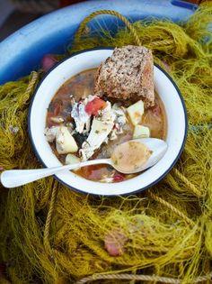 Mediterranean Fish Stew | Fish Recipes | Jamie Oliver Recipes