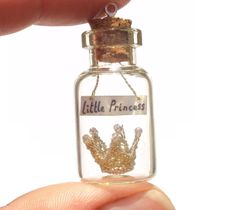 pics of miniature bottle charms | International Charm Day*~: ~*Otherworlds!*~ Featuring artist ...