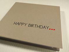 Weiteres - Geburtstags-Gästebuch #2 mit Fragen - ein Designerstück von feb-factory bei DaWanda