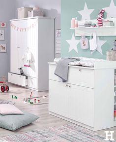 Perfect F r unsere kleinen Stars ist die Roba Wickelkommode genau das Richtige wickelkommode baby