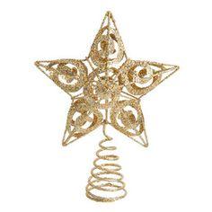Cime étoile dorée