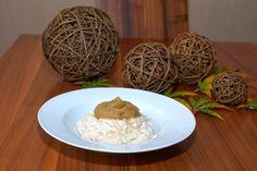 Experimente aus meiner Küche: Milchreis mit Apfelmus