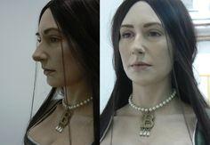 Anne Boleyn facial reconstruction