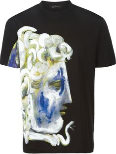 VERSACE Medusa T-Shirt. #versace #cloth #t-shirt