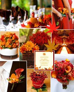 Orange wedding decorations fall flowers for weddings favorite fall wedding colors burnt orange deep red burnt . Orange Wedding Themes, October Wedding Colors, Unique Wedding Colors, Burnt Orange Weddings, Red Wedding, Wedding Color Schemes, Unique Weddings, Autumn Weddings, November Wedding