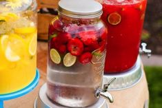 Watermelon Punch Recipe- Serve At Any Party! - Kara's Party Ideas - The Place for All Things Party