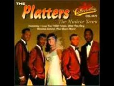 """Harbor Lights"" The Platters"