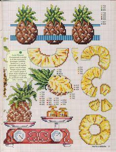 Gallery.ru / Photo # 11 - EnciclopEdia Italiana Frutas e verduras - natalytretyak