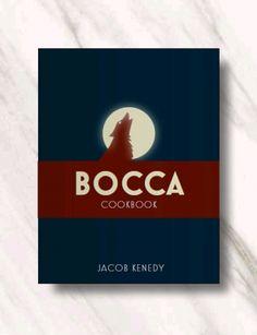 Bocca Cookbook #cookbooks