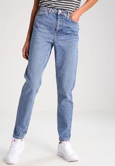 Mit diesen Jeans liegst du voll im Trend. Topshop Jeans Relaxed Fit - blue für 35,95 € (09.09.17) versandkostenfrei bei Zalando bestellen.
