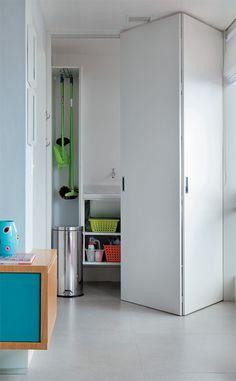 Apartamento pequeno reformado para um executivo - Casa