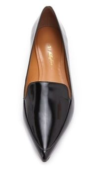 I'm Revolting | Page Loafer Flats by 3.1 Phillip Lim on Luvocracy