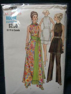 1970s Tunic Pants Sash Evening Pants Hostess Pants by kinseysue, $25.00