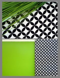 Image result for green and black and white