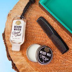 Hello Handsome Beard Grooming Kit