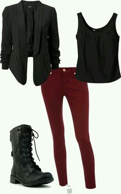 Stylish Blazer Outfit Ideas to Copy Now Do you want to easily and quickly change the look of different pieces you wear without the need to spend a lot of money? You have to simply purchase a Neue Outfits, Komplette Outfits, Blazer Outfits, Casual Outfits, Fashion Outfits, Womens Fashion, Rock Outfits, Outfit Jeans, Casual Blazer