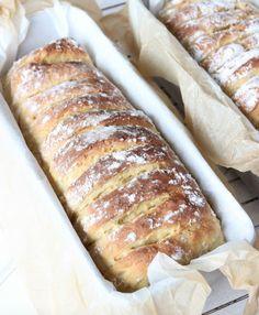 Bread Recipes, Baking Recipes, Dessert Recipes, Desserts, Just Eat It, Breakfast Snacks, Daily Bread, Bread Baking, Fall Recipes