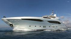 Sunseeker Predator 130 Super Yachts, Yacht Design, Boat Design, House Yacht, Sunseeker Yachts, Private Yacht, Float Your Boat, Yacht Boat, Sailing Yachts