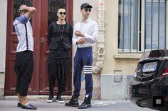 Thomas, Julien, Anthony - Paris