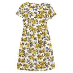 Set-In-Sleeve Slub Dress - if it comes in plus size, in which case I'll take the matching bag too