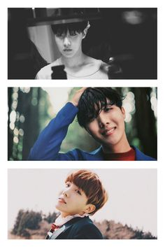 J- Hope ❤ What is your favourite concept look through HYYH #BTS #방탄소년단