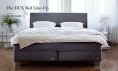 DUX: The Best Mattress & Luxury Bed | DUXIANA® http://www.duxiana.com/retailers/store-locator/chicago/
