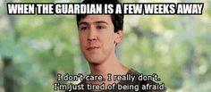 #Ingress #Memes When the Guardian is a Few Weeks Away