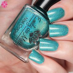 The Holo Hookup July 2016 Great Barrier Reef | Cosmetic Sanctuary - Warm Seas Rising
