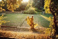 Tuscan Renaissance: Isabeli Fontana for Porter Magazine