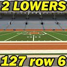 #Ticket  FRONT ROW 2 TIX: Michigan State @ Illinois Football Tickets 11/05 127row6 #deals_us