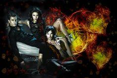 THE VAMPIRE DAIR  SEASON 2 PHOTOS | Vampire Diaries Season 2 - The Vampire Diaries Photo (15679743 ...