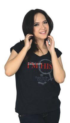 Kaos wanita CPS 503 adalah kaos wanita yang nyaman untuk...