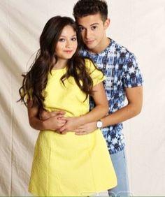 Yo y rugge Disney Cast, Disney Movies, Disney Channel, Ambre Smith, Sou Luna Disney, Camp Rock, Son Luna, Best Couple, Cute Pictures