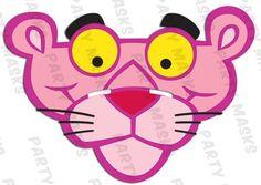 Pink panther poker face