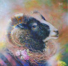 Animal Art by Wendy Vaughan