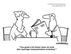 couples counseling cartoons | Marriage Counselor Cartoons: marriage therapy, marriage workshop ...