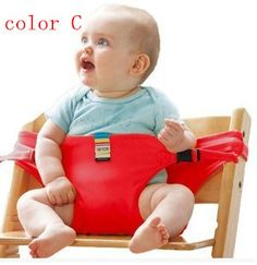 Baby Dining Chair/seat Safety Belt Baby Chair Portable Infant Seat Product High Chair Harness Baby Carrier